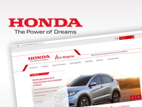 Honda / Website