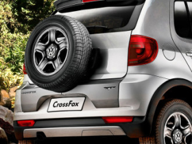 Volkswagem Cross Fox