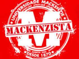 Camiseta Universidade Mackenzie